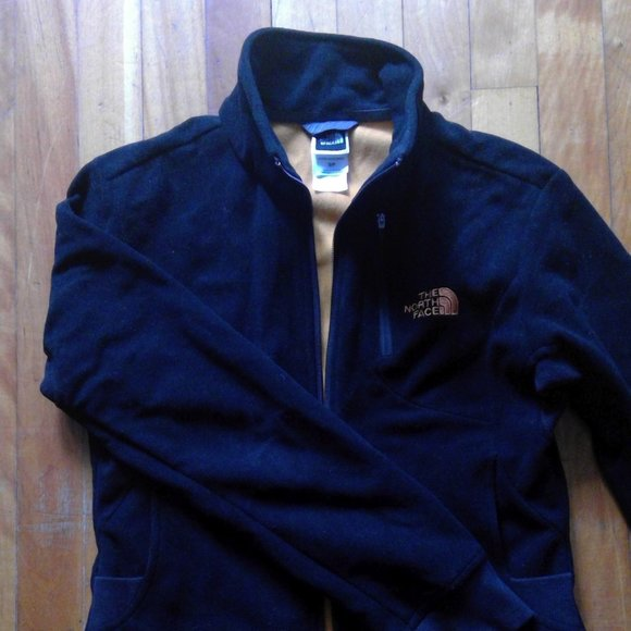 North Face fleece jacket S (fits XS)